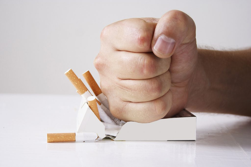 quit smoking and change your life